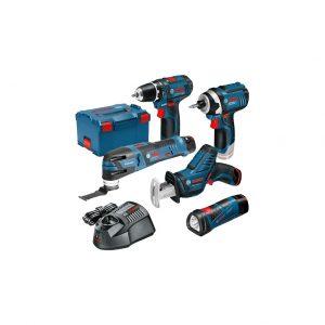 Bosch Toolkit Accu 0615990K11