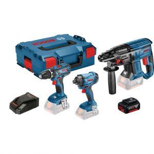 Bosch Toolkit Accu 0615990K4L