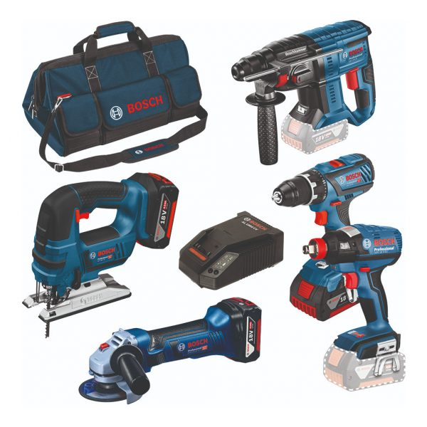 Bosch Toolkit Accu 0615990K6L